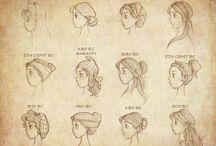 Греческие причёски