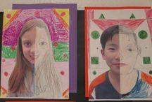 Maths art exhibition