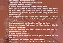 Food Islam