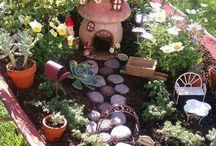 fairy garden things    仮名