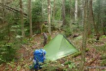 Camping and Backpacking / Ideas to make it easier