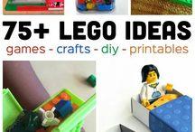 Lego ideas for the boys