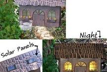 Fairy houses / by Ann Marie Carney