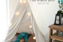 dog teepee diy