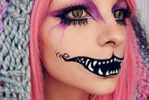 Halloween makeup and costumes / by Vanessa Boeta
