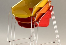 Chairs as Art, the comforted bottom / Chairs of an artistic nature / by GeraldMills