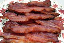 BACON me Crazy / Recipes using the wonderful meat called BACON!
