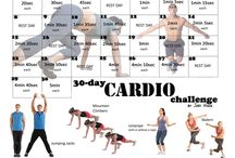Workout and health  / by Marlena Renee