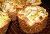 recipes i want to try / by Virginia Madina
