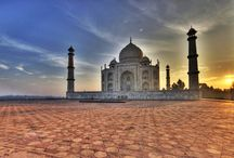 Incredible India / India and it's endless wonders. Things and places to see in the seventh largest country in the world.