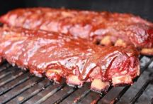 smoker recipes / by Kathy Booher-Dueland
