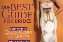 Westchester Weddings Magazine / Make-up by Rosemarie