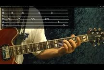 Beatles Guitar Lessons in HD / Several Beatles guitar lessons in HD
