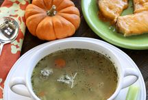 soups & stews / warm and cozy recipes