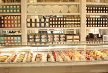 Luxury Bakery shop