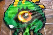 world of warcraft perler