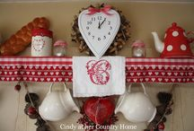 Country style by Cindy at her Country Home