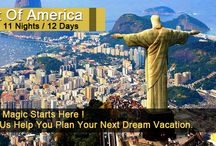 America Holiday Tour Packages / USA Tour Packages offers Holiday Tour Packages for USA from Delhi India at affordable prices.