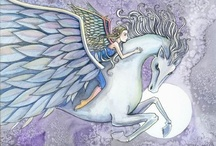 Pegasus; Flying Horses / by Dee Webb