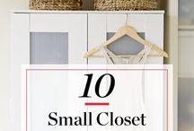closet clean-up