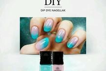 twee kleuren  nagels