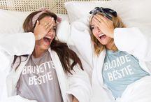 BLONDIE & BRUNETT