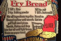 Fry Bread Recipes