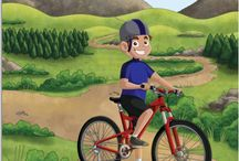 Titus' Adventure Guidebooks / Let's educate and entice young readers to get active outdoors.
