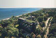 Hotel SOPOT / Hotel SOPOT to nowy 4 gwiazdkowy obiekt w Sopocie. Posiada 124 pokoje. Hotel znajduje się w spokojniejszej części Sopotu, blisko Parku Północnego.