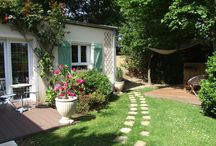 """Gîte Essonne """"Le Gîte aux Quercus"""" / Charmant petit gîte fleuri de l'Essonne. Un endroit idéal pour se relaxer et se ressourcer près d'Evry. (Accès RER à Paris) (G910014)"""