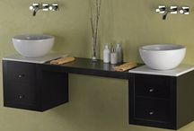 Bachas y lavatorios / Bachas y Lavatorios Ferrum. Baños Ferrum. Diseño de interiores. Sanitarios
