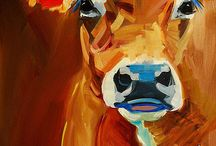 cows / by Jennifer Edwards