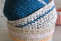 Handwork - Crochet - Around the House / by Linda Darby