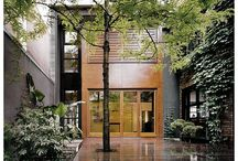 Canada Architectural Wood / Contemporary Wood use