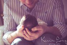 Newborn and Baby photo shoots / My newborn and baby photo shoots