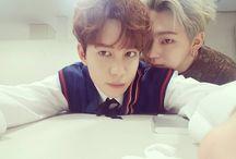 zikyung / best bromance of all kpop