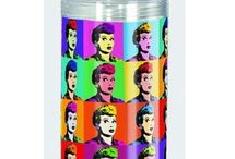 I Love Lucy Travel Mugs and Cups / Bring Lucy with you on the go with our Travel Cups and Mugs.