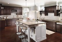Kitchen Inspiration  / With so many options at hand, its vital to do your research before investing what's often one of the priciest components in a kitchen-remodeling project. This is why Builders' General is one of the most trusted and reliable names in the industry. Take a look and be inspired!