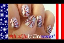 Nail Art Designs (Videos) / ▄▀▄█▓▒░ How to Videos ░▒▓█▀▄▀