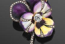 Amazing flowers jewellery
