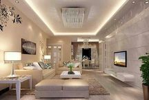 living room / by Jodi Stuard