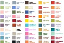 Stampin' Up! - Colours / Stampin' up stamp colour - color combinations and combos