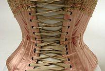 FASHION | corsets / corset inspiration