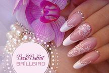 Nail art - Wedding