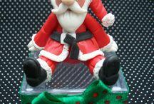 Lembrancinha Natalina / Procurando lembrancinha natalina para presentear seus amigos no natal? Visite nossa loja virtual e faça sua encomenda http://www.elo7.com.br/ateliedoriartes/loja