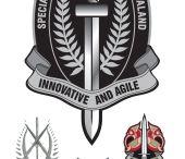 New Zealand badges
