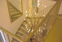 Scale - Penta Systems / In un negozio come in una casa, le scale non sono solo un servizio ma un elemento d'arredo.