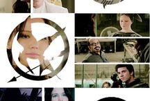 Mockingjay / Hunger Games