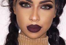 Makeup in general