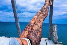 """Tattoos"""